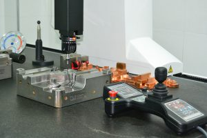 quality control for injection molding