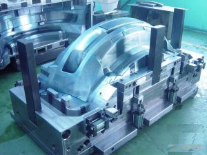 Picture of plastic injection mold