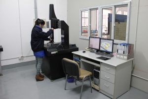 CMM measurement