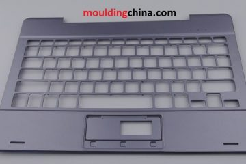 Plastic computer part mold