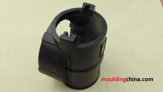 connecting housing mold