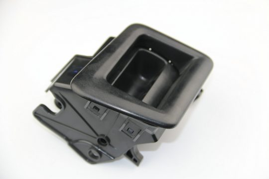 injection molding for interior housing