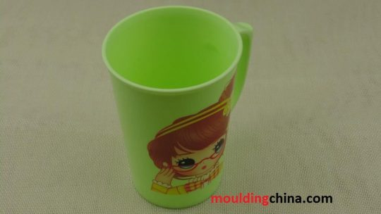 plastic cup of injection molding