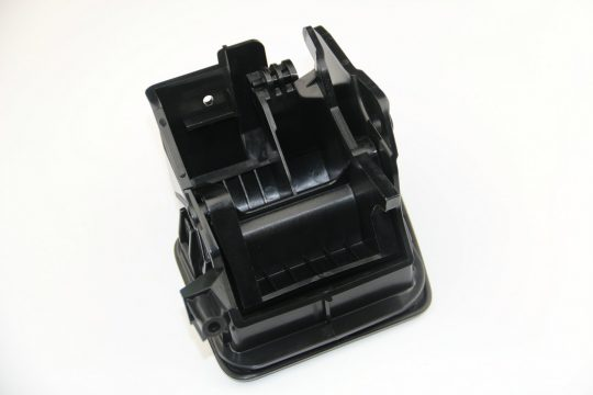 plastic injection molding for interior housing