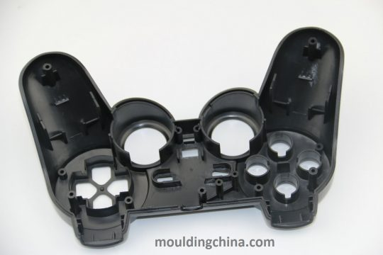 injection molded outer cover