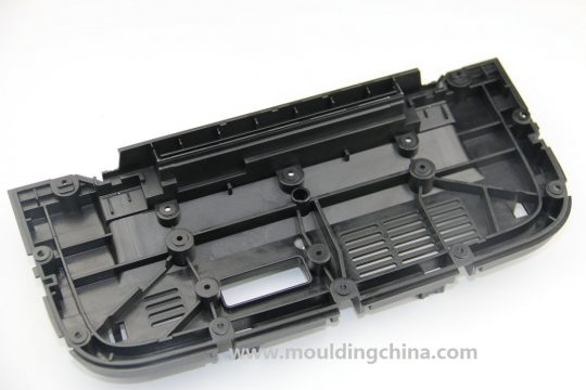 image of plastic injection molding cover for printer