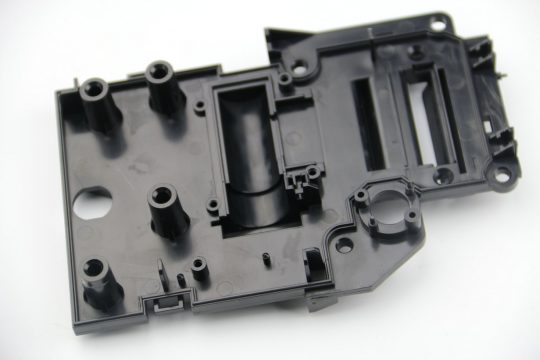 image of plastic rear cover molding company