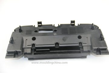 plastic injection molding cover for printer parts